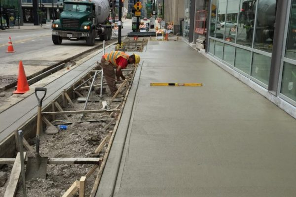city of chicago sidewalk contractor