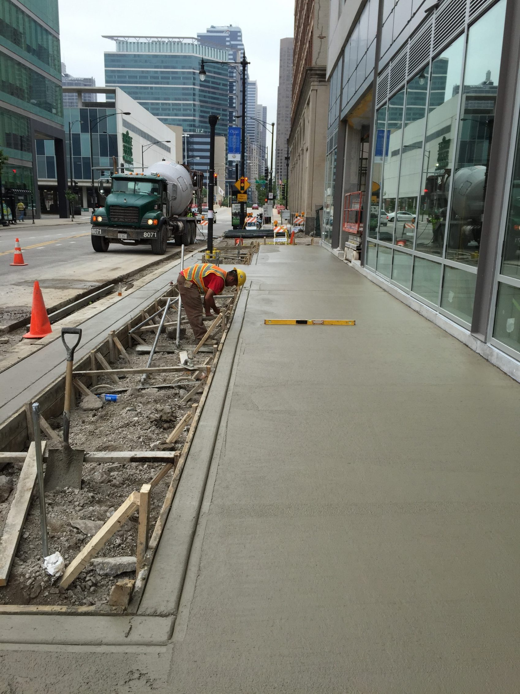 Projects Tk Concrete Inc