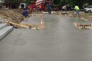 concrete contractor lake forest